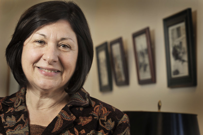 USM President Selma Botman has written three books about Egypt in the 20th century.