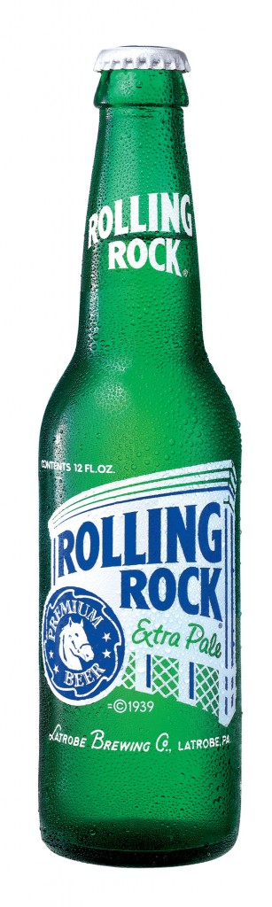 Go Steelers: Rolling Rock