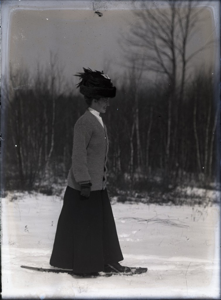 Photographs by Charles E. Moody from the 19th and early 20th centuries are on display at the Saco Museum through Feb. 26.