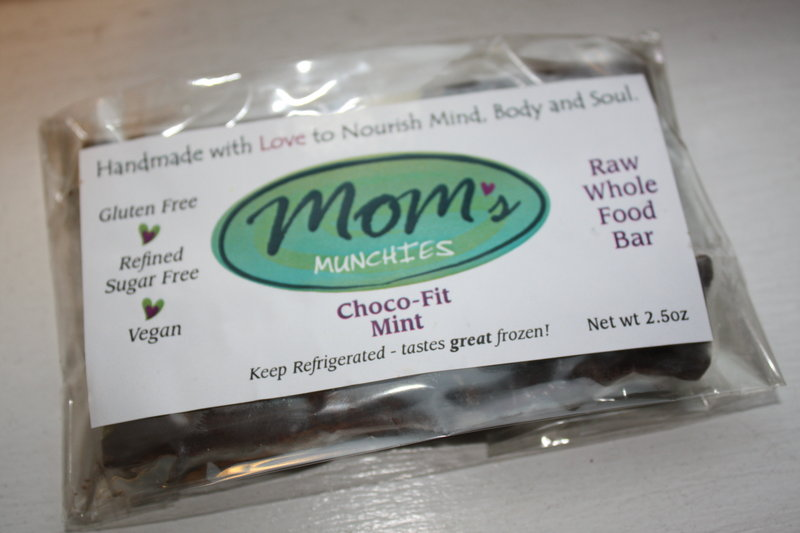 Mom's Organic Munchies Choco-Fit Mints