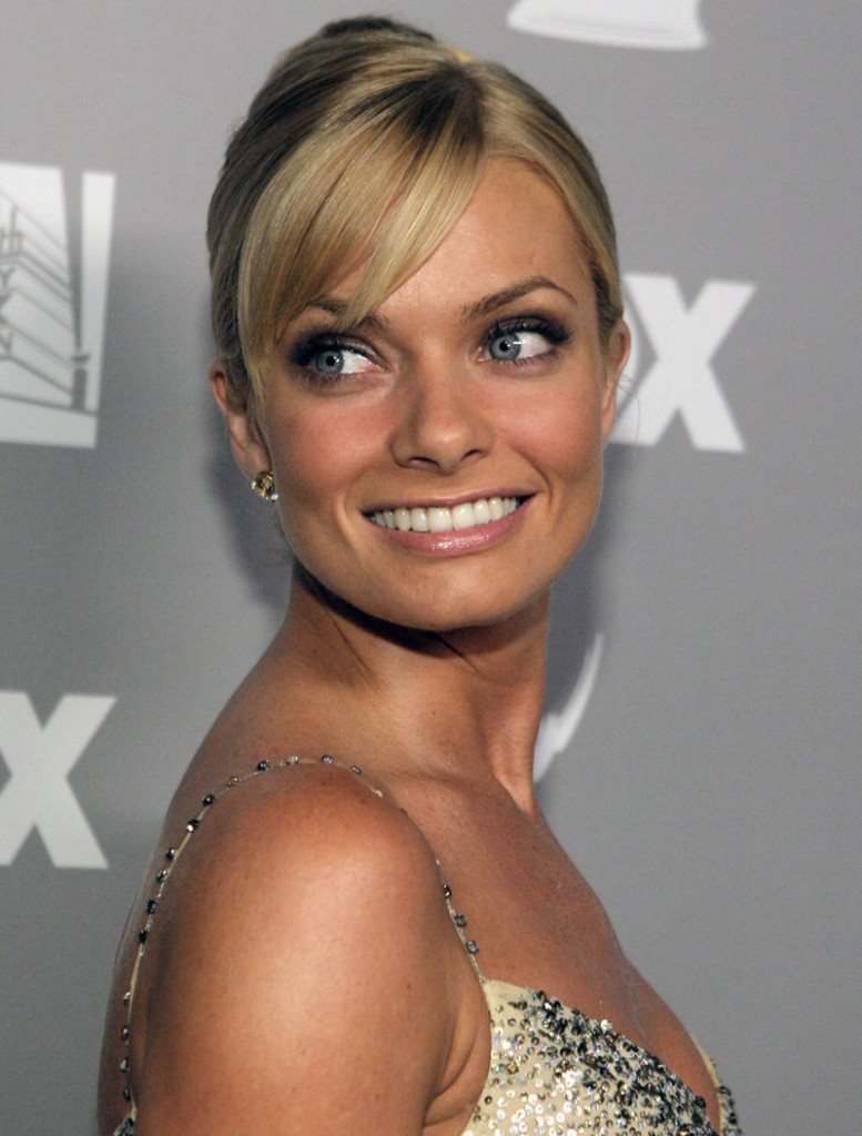 """Former """"My Name is Earl"""" co-star Jaime Pressly has been charged with driving under the influence and having a blood alcohol content of more than .20."""