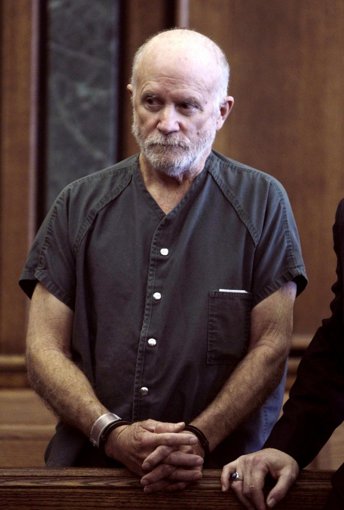 Roger Stockham, 63, faces charges of making a false report or threat of terrorism and one count of possessing explosives with an unlawful intent after being arrested Jan. 24 near the Islamic Center of America in Dearborn, Mich.