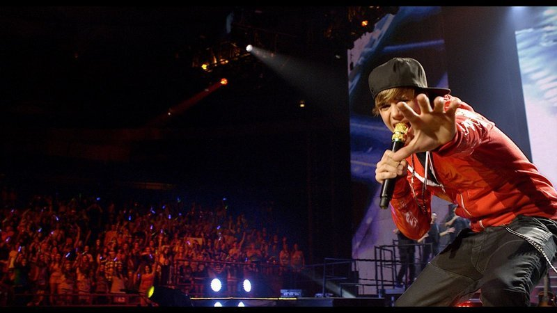 Justin Bieber's success may be familiar to fans but no less amazing.