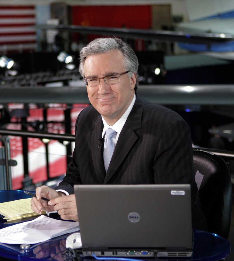 Keith Olbermann, who left MSNBC last month, announced Tuesday that he will join Current TV.