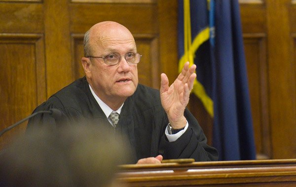 Judge Roland Cole explains the sentence he imposed on Chad Gurney today.