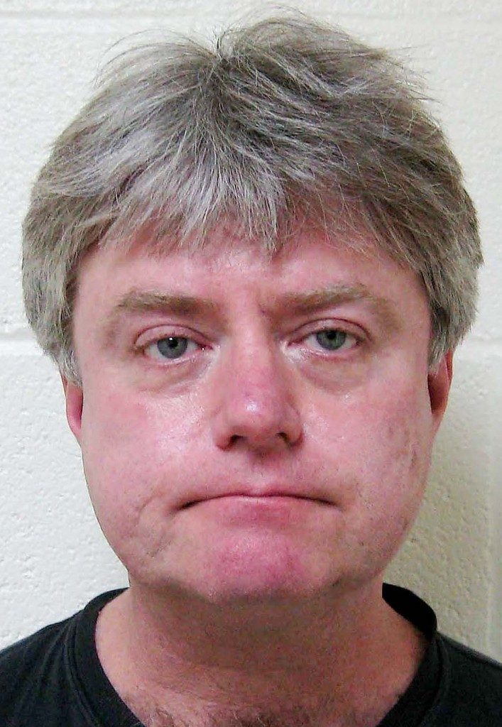 Daniel Thomas Maccabee, 50, was arrested on charges of assault, aggravated reckless conduct and terrorizing.