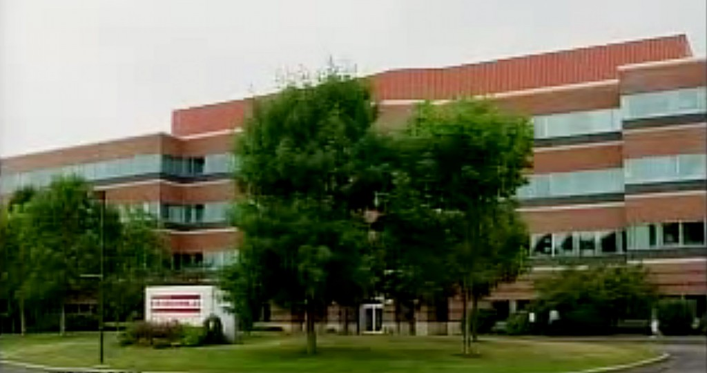Fairchild Semiconductor's offices on Running Hill Road in South Portland. File photo