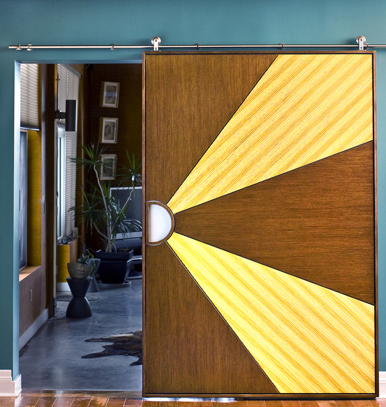 Front Doors Kansas City: Barn Doors Offer Solutions For Homes