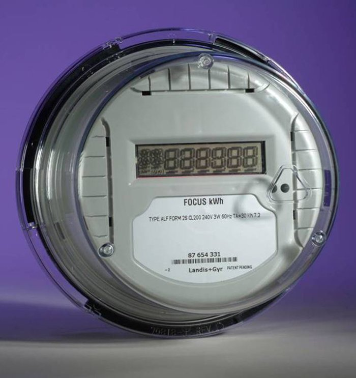 CMP has installed 135,000 smart meters so far. About 3,300 customers have asked not to get them.