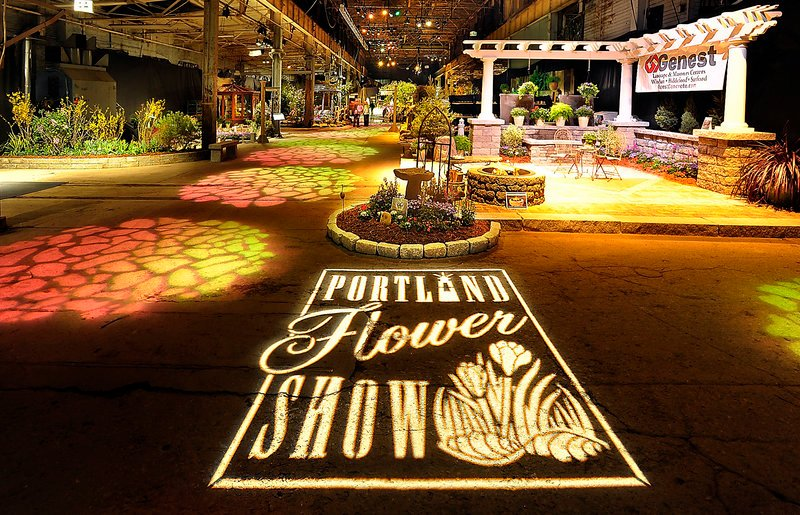 The Aroma Of Spring Fills Flower Show The Portland Press Herald Maine Sun