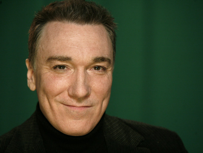 """Actor Patrick Page, who portrays The Green Goblin in the Broadway musical """"Spider-Man: Turn Off the Dark,"""" was left dangling over the stage for about three minutes when the mechanical flight system failed on Friday."""