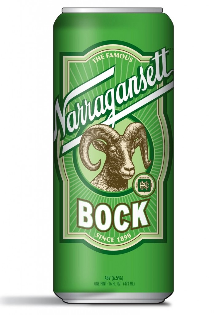 Narragansett Bock, one of the revived brand's seasonal beers, is a quality craft brew, but its taste didn't match Tom Atwell's memory of the old version.