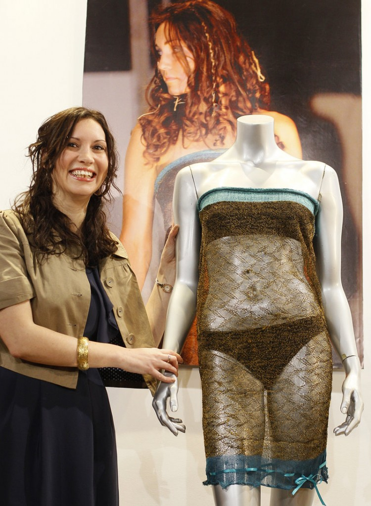 """Charlotte Todd was """"shocked"""" that the dress she designed and that Kate Middleton wore sold for $125,871."""