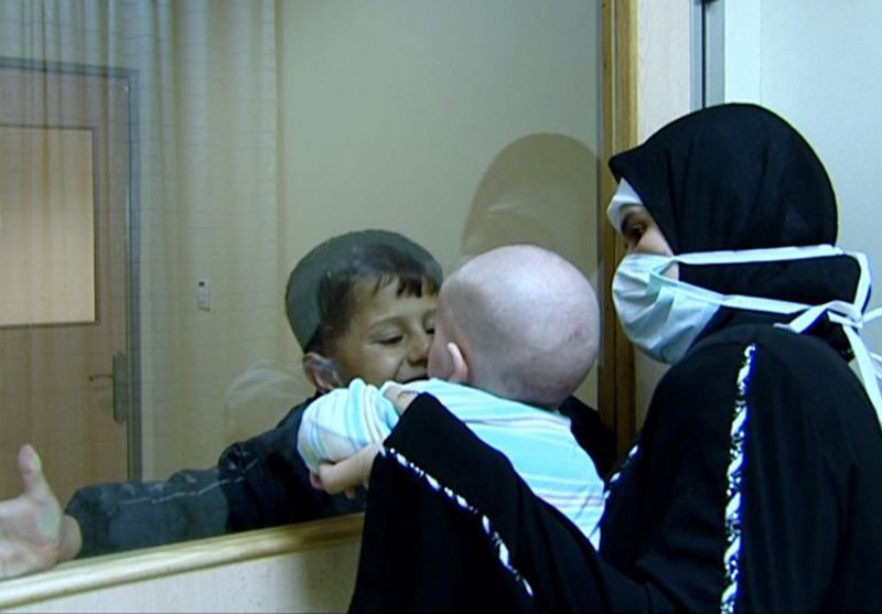 """""""Precious Life"""" is an Israeli documentary about a Palestinian infant whose only hope for survival is a bone marrow transplant in an Israeli hospital. A panel discussion will follow Sunday's screening."""