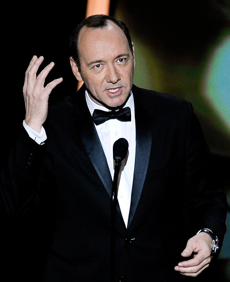 """Actor Kevin Spacey is just one of the high-profile names that made """"House of Cards"""" a hot commodity."""