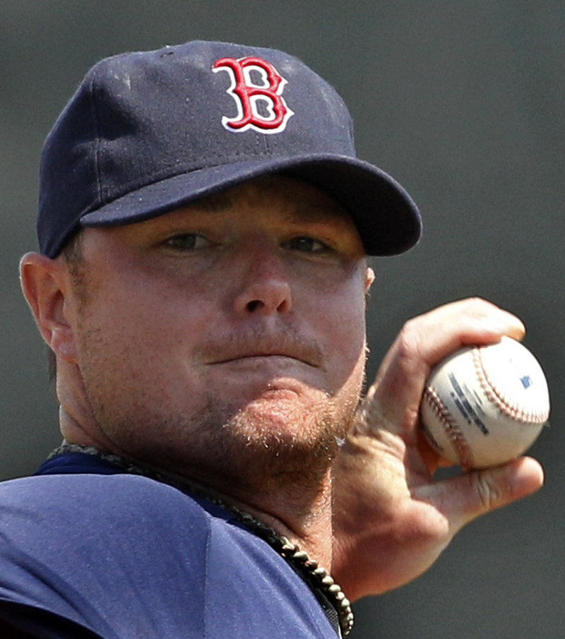 Jon Lester didn't allow a hit until the fifth inning but still allowed four runs as Boston lost to the Phillies, 4-1.