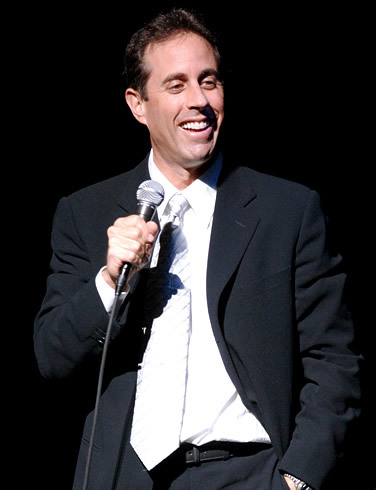 Tickets for Jerry Seinfeld's June 16 show at Merrill Auditorium in Portland go on sale Friday.