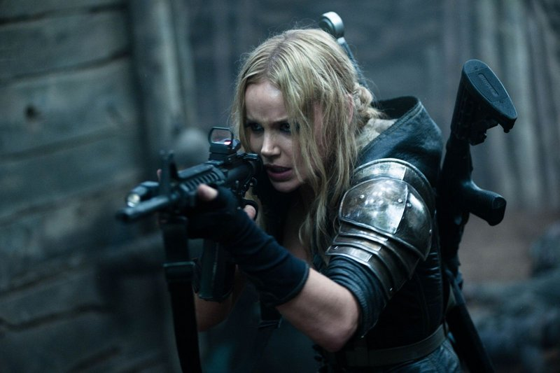 Abbie Cornish is Sweet Pea in the girl-powered action thriller