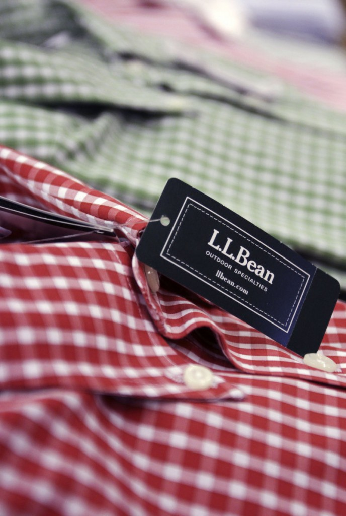 L.L. Bean's free shipping offer was tested several times over the past three years. The offer is for standard two- to five-day shipping by UPS to Bean customers in the United States and Canada.