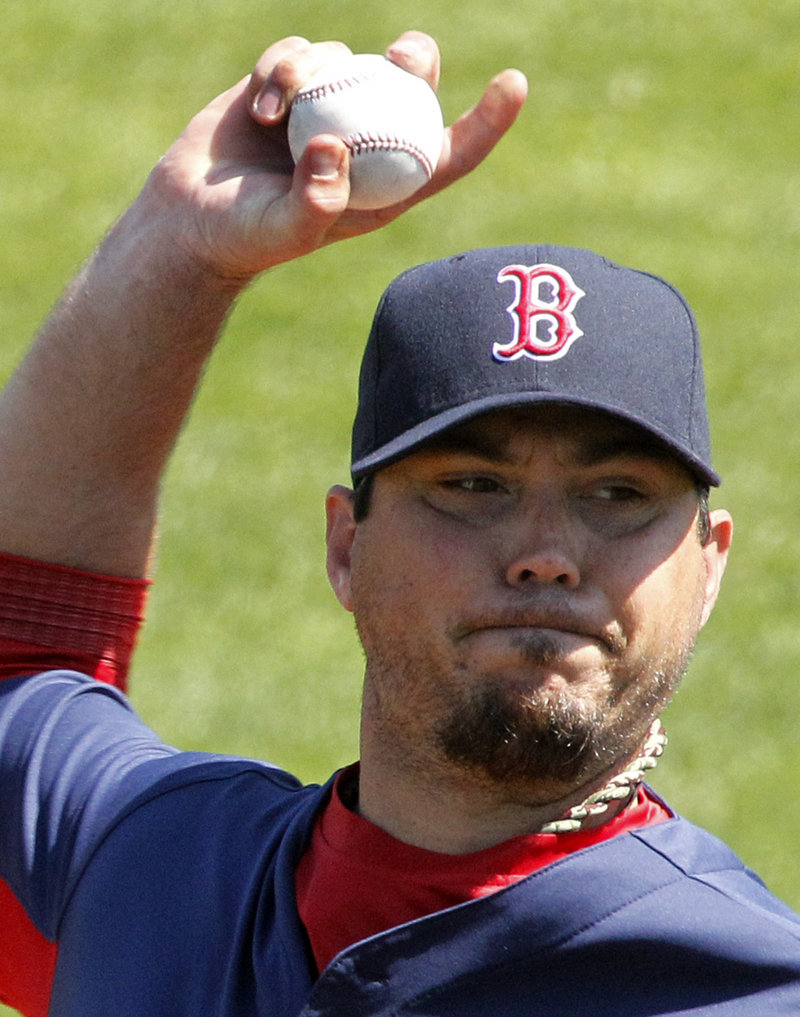 Josh Beckett could be the difference between a good rotation and a great one for the Boston Red Sox.