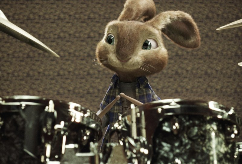 The Easter Bunny is voiced by Russell Brand in