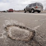 The state of Maine's roads is causing unnecessary wear and tear on travelers' vehicles and peace of mind.