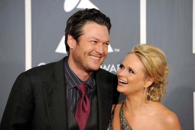 Blake Shelton and Miranda Lambert will figure prominently in tonight's Country Music Awards – he as a host, she as a nominee for seven awards.