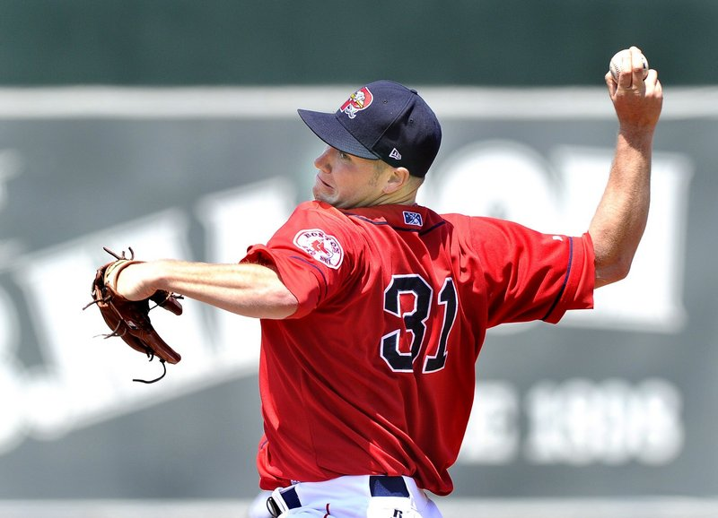 Alex Wilson is projected to be a reliever with the Red Sox, but he ll get experience as a starter with the Sea Dogs. He's scheduled to start the opener Thursday at Hadlock Field.