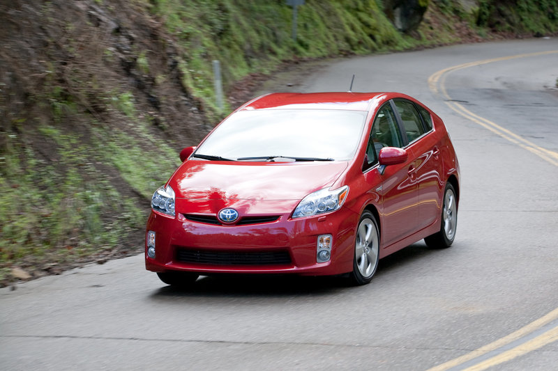 Photo courtesy Toyota The Prius is no longer a niche vehicle for environmentalists.