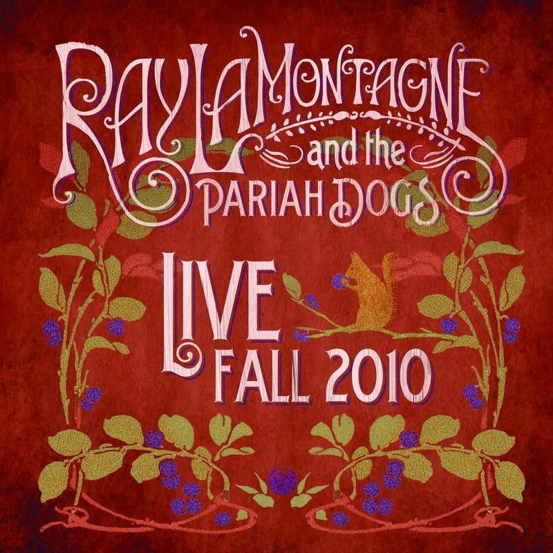 """Ray LaMontagne's Record Store Day release """"Live Fall 2010"""""""