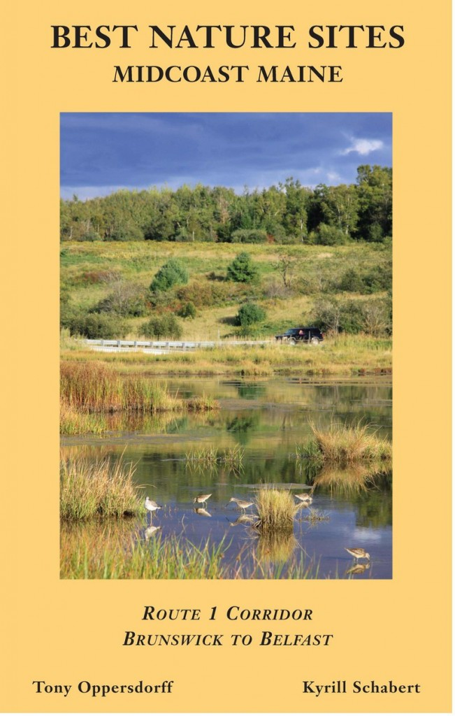 "The new book, ""Best Nature Sites: Midcoast Maine,"" describes 40 locations to explore varied natural settings."