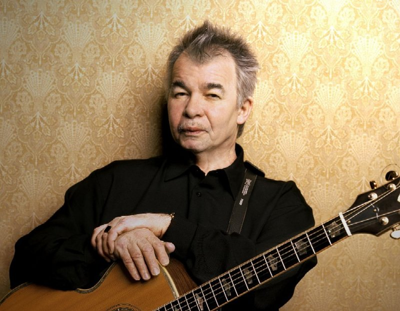 John Prine performed a sold-out show Friday at Merrill Auditorium in Portland.