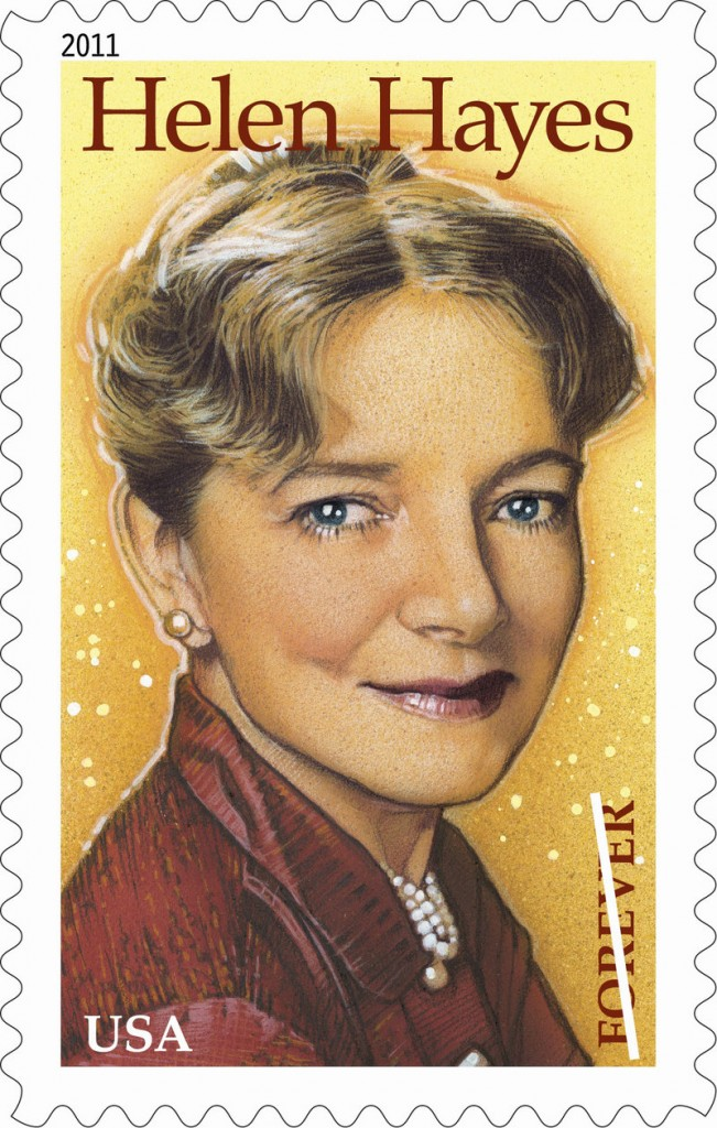 Helen Hayes stamp