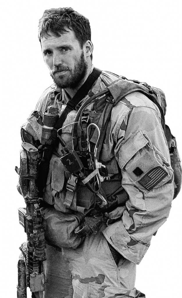 Navy SEAL Lt. Michael Murphy was killed while battling more than 100 Taliban fighters in Afghanistan in 2005. He was 29.