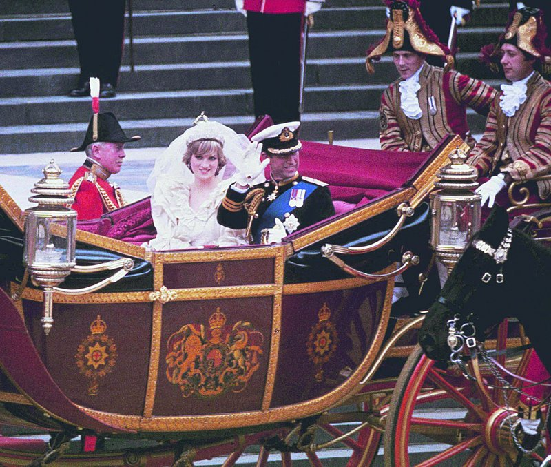 """Diana and Charles seemed to be the embodiment of """"ideal marriage"""" when they were married in July 1981. Their older son, William, and his new bride appear to have a more realistic outlook for their own union."""