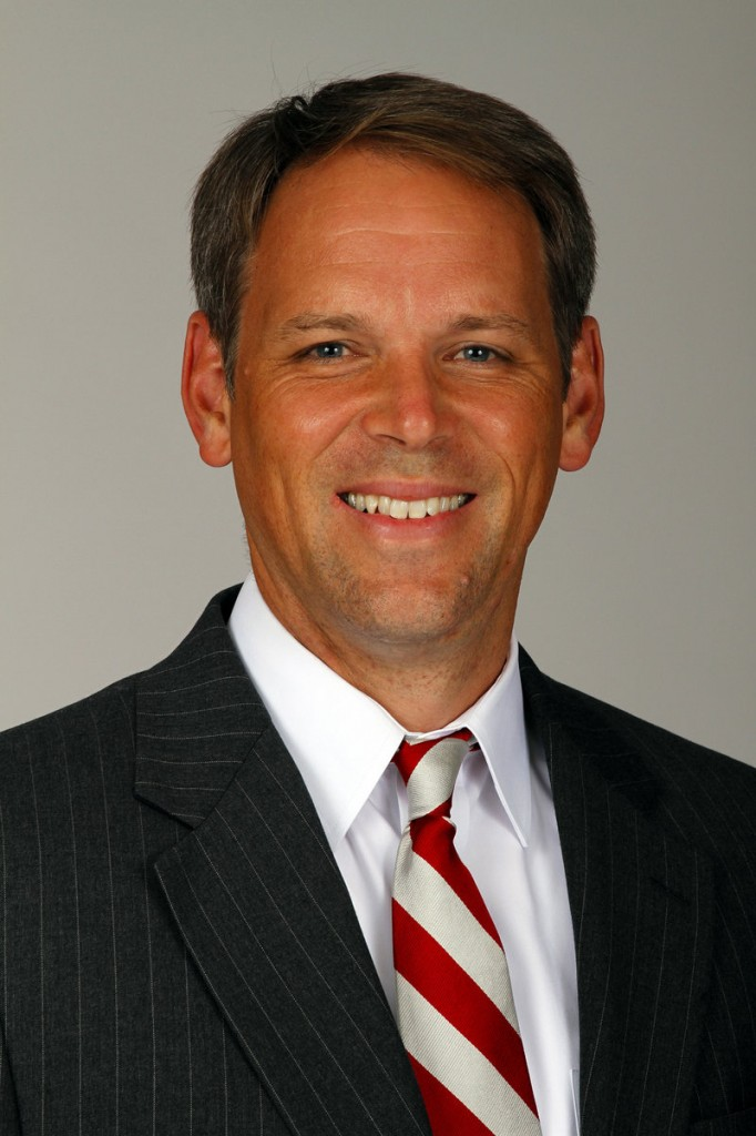 Richard Barron takes over a program that went 24-94 over the past four years.