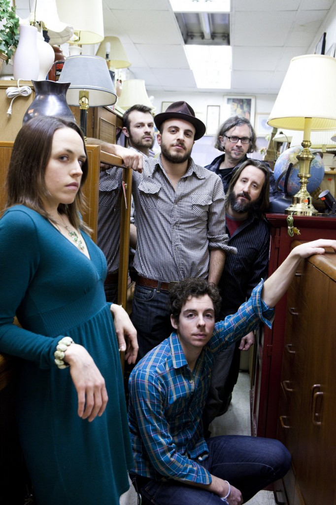 Kingsley Flood plays at Port City Music Hall Saturday with other bands in the This Way CD-release show.