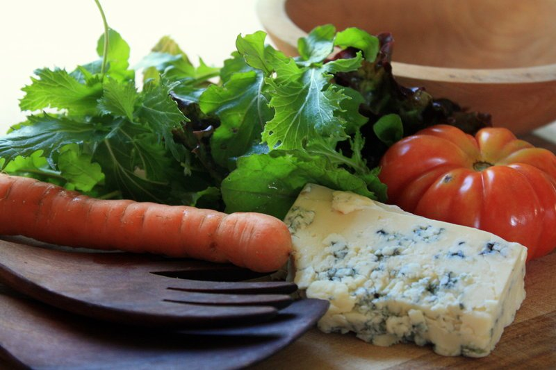 Trying a variety of greens and complementary additions, such as cheeses and fruits, can add new life to salads.
