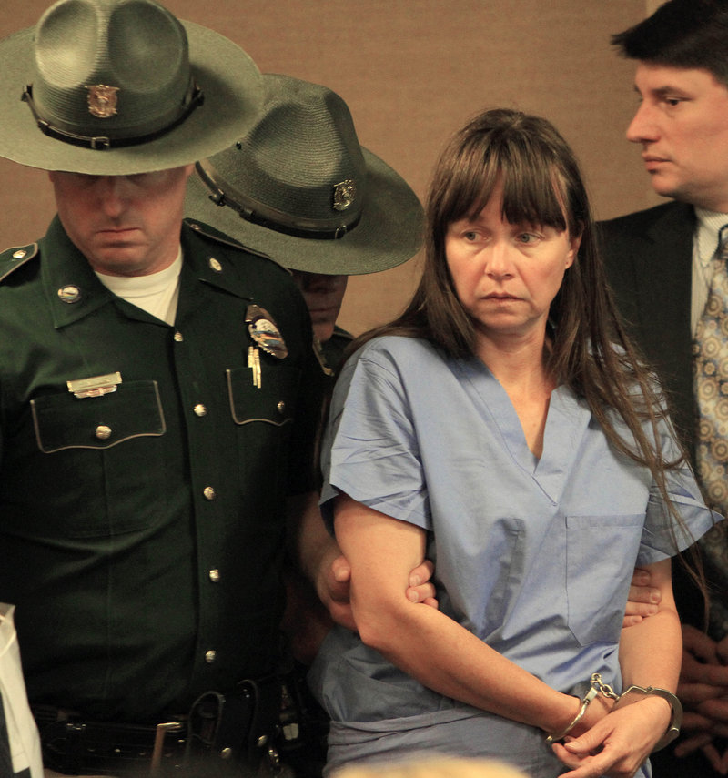 Camden's mother, Julianne McCrery, faces second-degree murder charges in New Hampshire, where she is accused of killing her young son and dumping his body in Maine on May 14.
