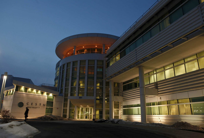 The Center for Emerging Sciences and Technology Management at the State University of New York is credited with attracting new manufacturing plants to the area.