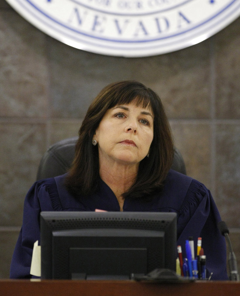 Judge Jackie Glass, the judge who sentenced O.J. Simpson to prison, will be taking over the television show