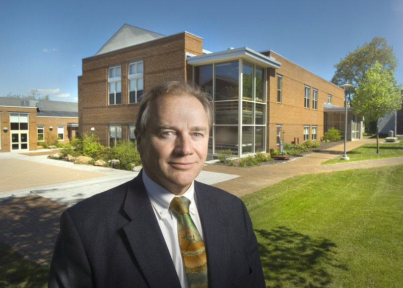 Since Peter Mertz became headmaster at North Yarmouth Academy in 2001, he has led the independent school through an unprecedented period of renovation and expansion, funded by more than $12 million in donations that he helped raise.