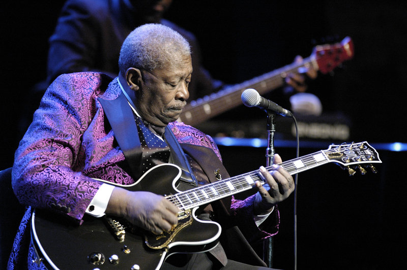 B.B. King, a regular at the Montreal Jazz Festival and a favorite of Mainers, plans to be back again this year.