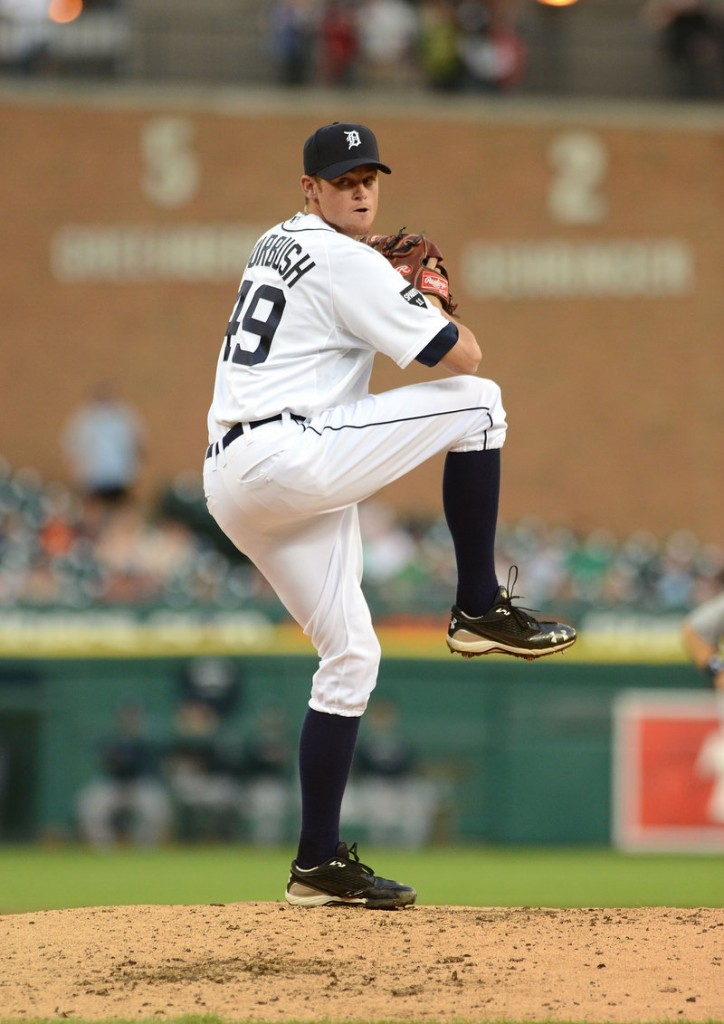 Charlie Furbush, who grew up in South Portland and played at St. Joseph's, got his first taste of the major leagues last Monday, getting a win in relief. Then came five scoreless innings Friday – against the Red Sox.