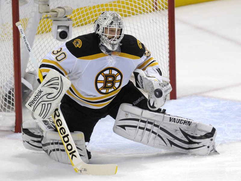 Tim Thomas was sharp for the Boston Bruins in the only regular-season game against the Canucks, a 3-1 victory. But that was in February and this will be a best-of-seven series for the Stanley Cup.