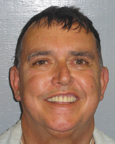 Waterville Police Department released this photo of Frederick L. Wintle in custody on Saturday.