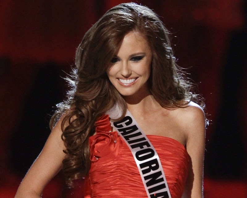 Alyssa Campanella, Miss California, topped a field of 51 to take the title of Miss USA Sunday night at the Planet Hollywood Resort & Casino.