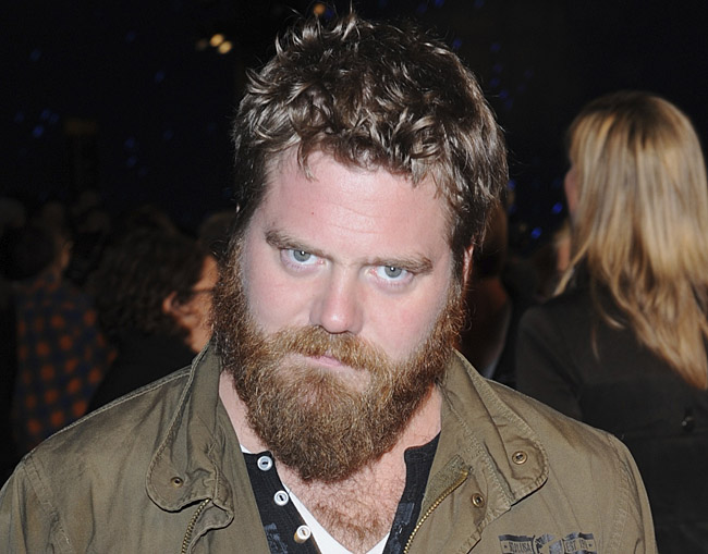 Ryan Dunn in a Nov. 2, 2010, photo.