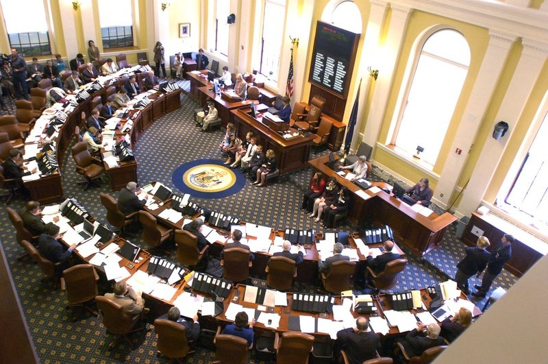 Maine's legislative leadership has proposed cutting the amount of money used to support their work by $8.3 million over the next two years. gay marriage Legislature Same-sex marriage