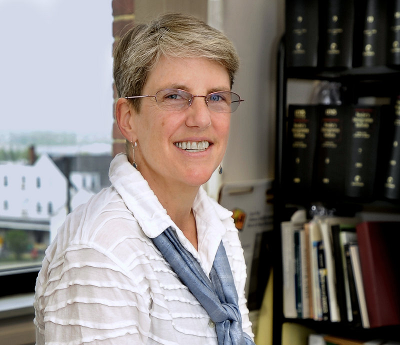 Beth Stickney will accompany her husband, Ken Kunin, to Rome, where he will work for the American Overseas School.